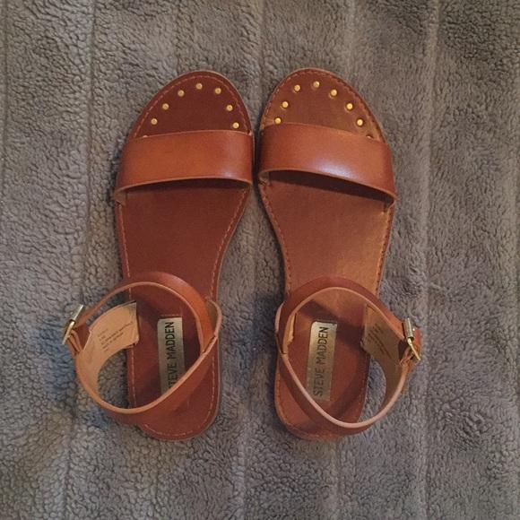 563b748c3fb Steve Madden Shoes - Steve Madden Sandals 6.5